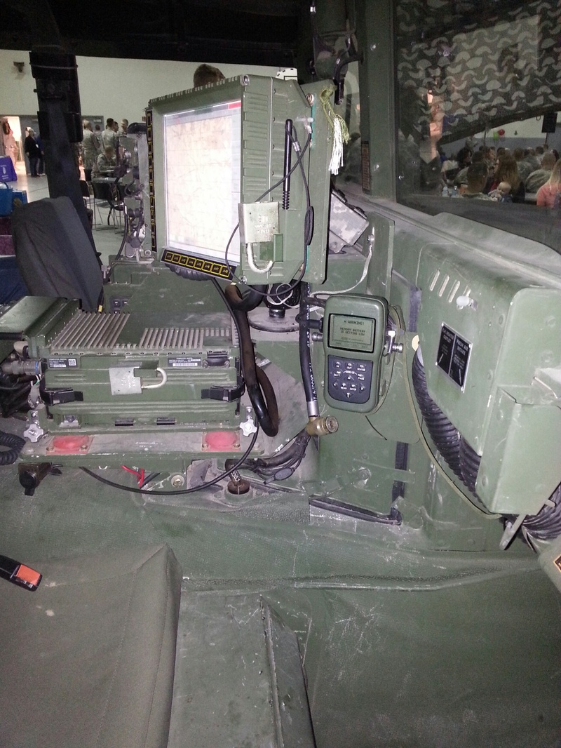 Army Nsn Data Acquisition Systems : Bft in m hmmwv scale