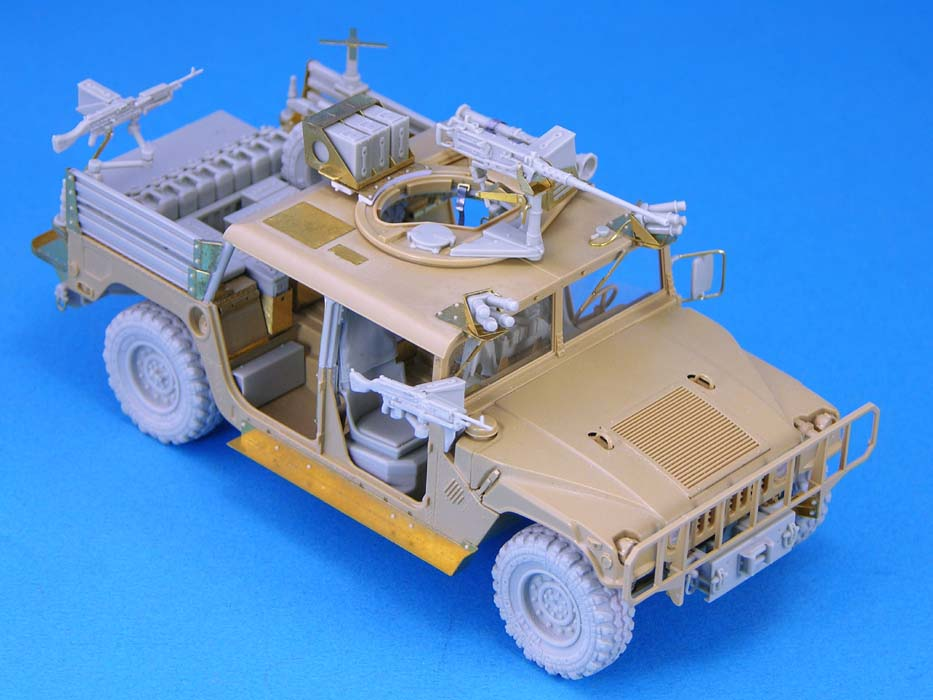 Legend hmmwv in scale for Perfect scale pro review
