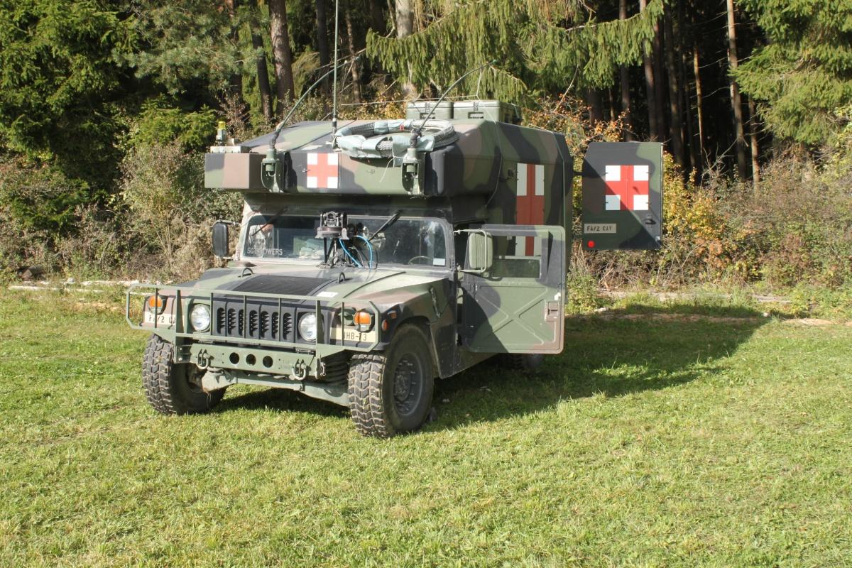 M997 Tm Wiring Diagram Hmmwv Ambulance In Scale