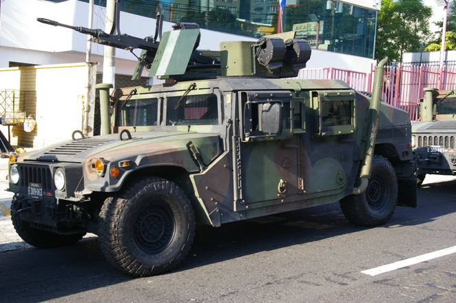 M1151 Armed with 20mm Hispano-Suiza HS 404 Cannon 2