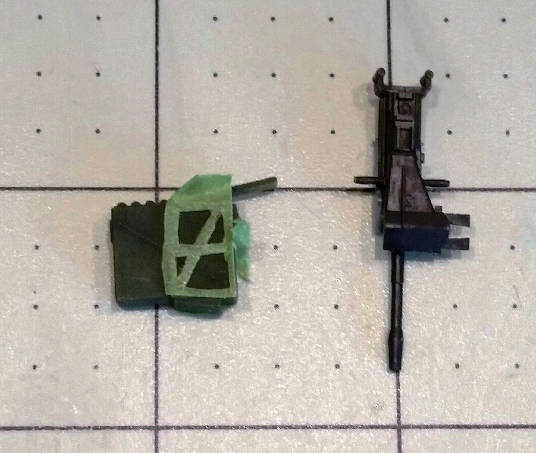 M1025 armament carrier by brent sauer hmmwv in scale for Brent carrier